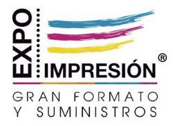 Logo Expo Impresión 2019