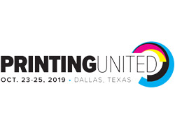 Printing United Expo 2019 logo