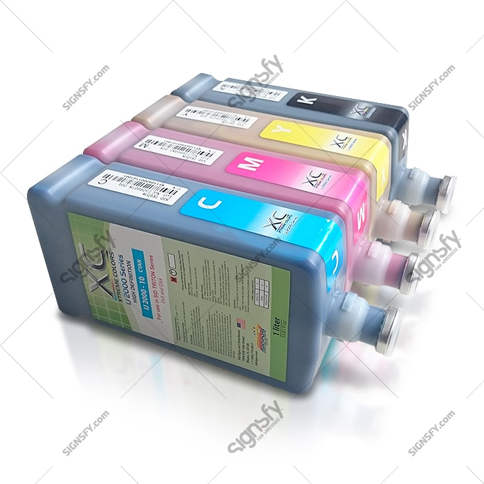 Xtreme Colors Ij 2000 Eco Solvent Ink Signsfy