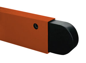 Infrared safety sensor