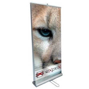 Retractable Banner Stand | Double Sided | DI-RP7
