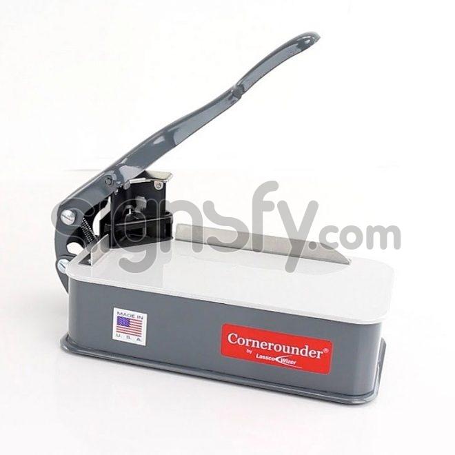 Round Corner Cutter | CR-20 | Lassco Wizer™