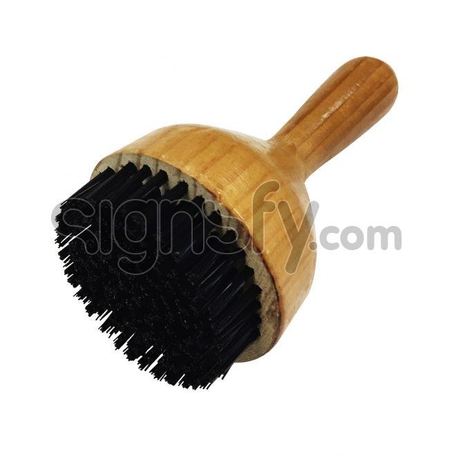 "Rivet Brush Applicator | 3"" diameter"