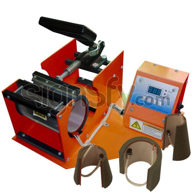 4 in 1 Mug Heat Press | Sublimation Heat Press Machine