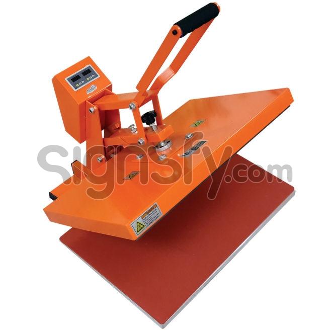 Flat Heat Press   Sublimation Heat Press Machine