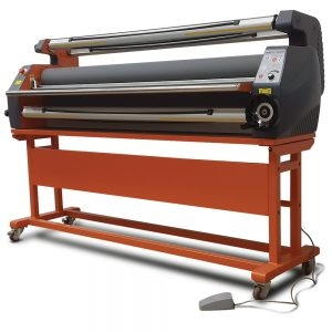 SID SL 1600-EW | Heat-assisted Laminator