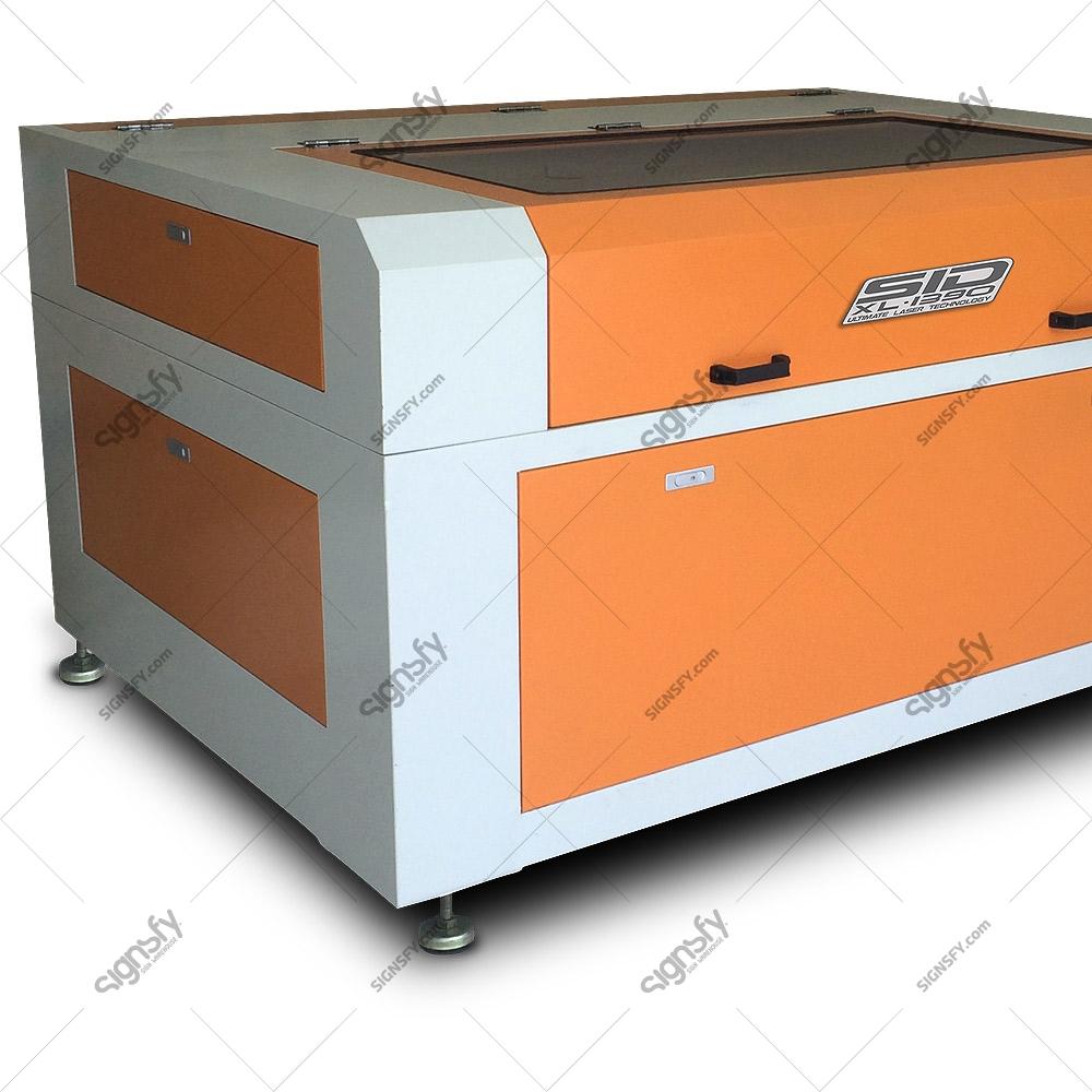 Laser Cutter / Laser Engraver SID XL 1390