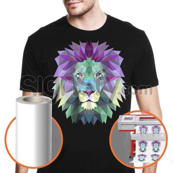 graphic relating to Printable Heat Transfer Paper called Darkish Inkjet Printable Warm Go Paper 20\